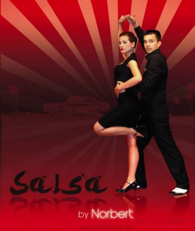 danse salsa seule jamais fait